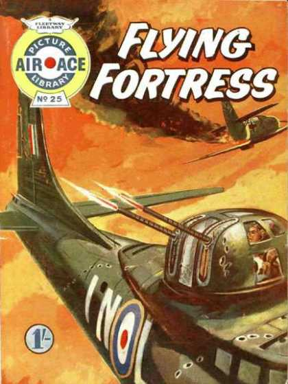 Air Ace Picture Library 25