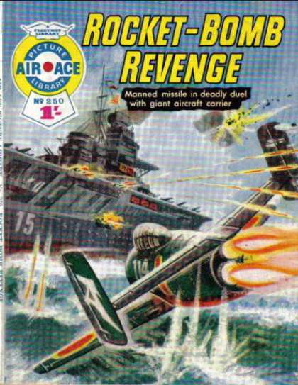 Air Ace Picture Library 250