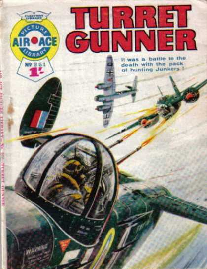 Air Ace Picture Library 251