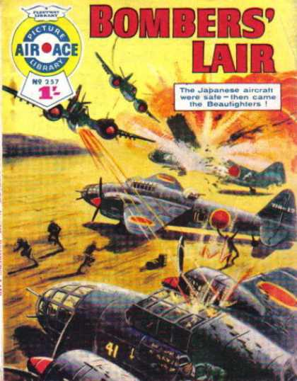 Air Ace Picture Library 257