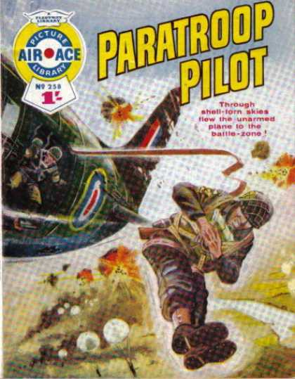 Air Ace Picture Library 258