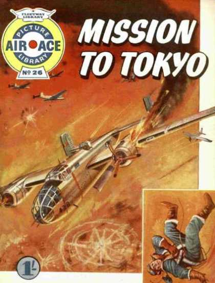 Air Ace Picture Library 26
