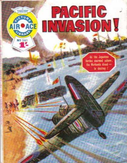 Air Ace Picture Library 261