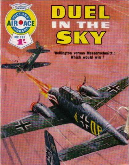 Air Ace Picture Library 262
