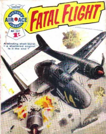 Air Ace Picture Library 267