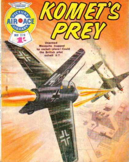 Air Ace Picture Library 276