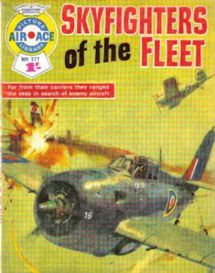 Air Ace Picture Library 277