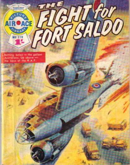 Air Ace Picture Library 278