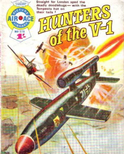 Air Ace Picture Library 279