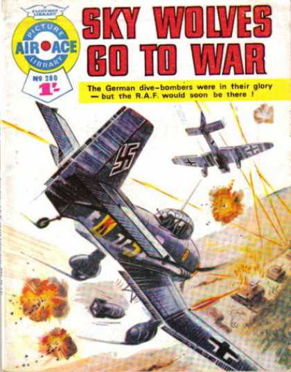 Air Ace Picture Library 280