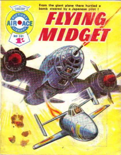 Air Ace Picture Library 281
