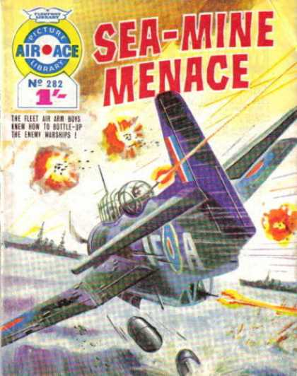 Air Ace Picture Library 282