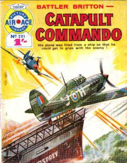 Air Ace Picture Library 291