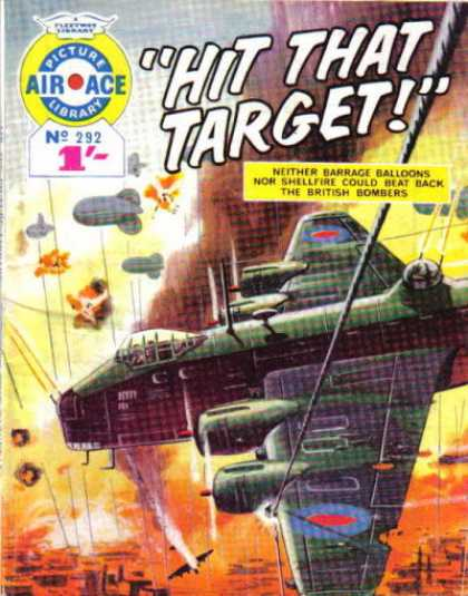 Air Ace Picture Library 292
