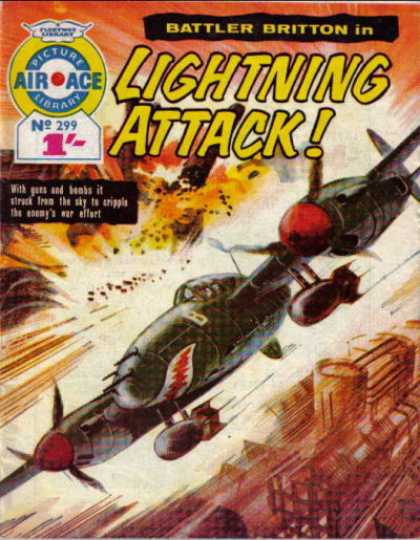 Air Ace Picture Library 299