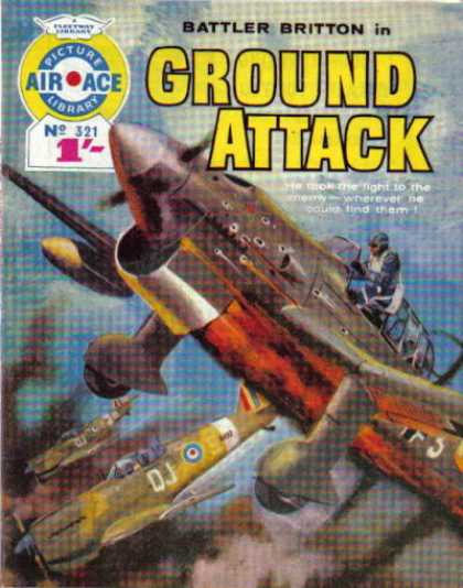 Air Ace Picture Library 321