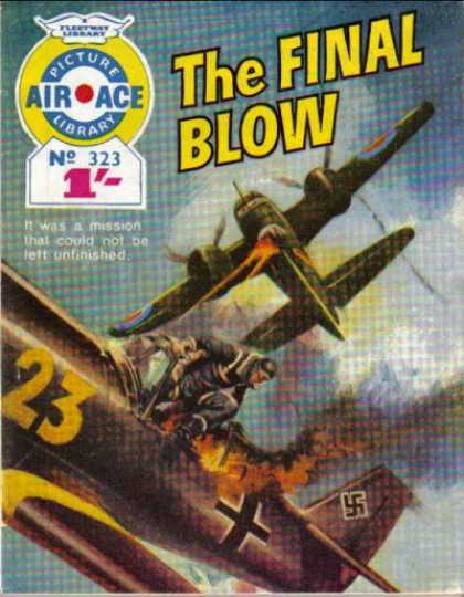 Air Ace Picture Library 323