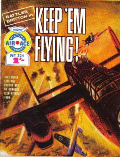 Air Ace Picture Library 324