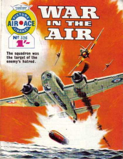 Air Ace Picture Library 326