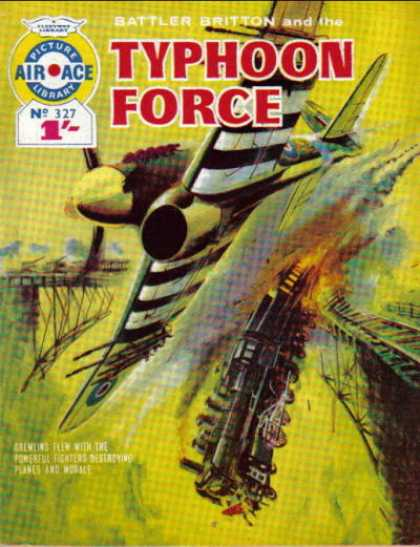 Air Ace Picture Library 327