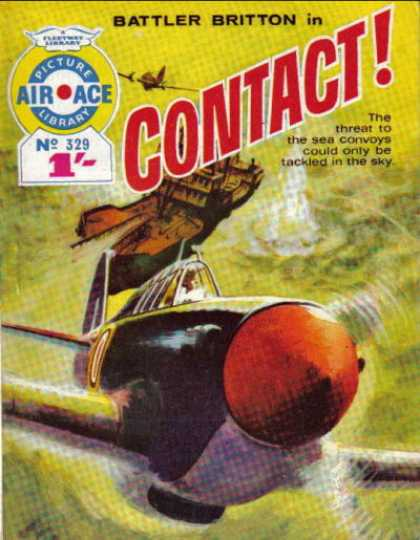 Air Ace Picture Library 329