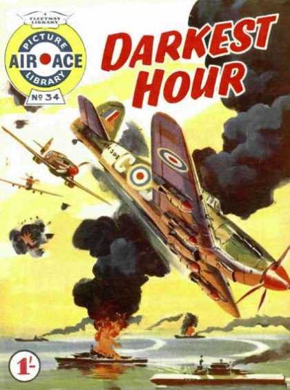 Air Ace Picture Library 34