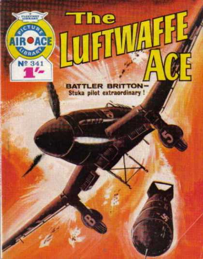 Air Ace Picture Library 341