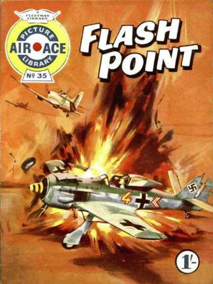 Air Ace Picture Library 35