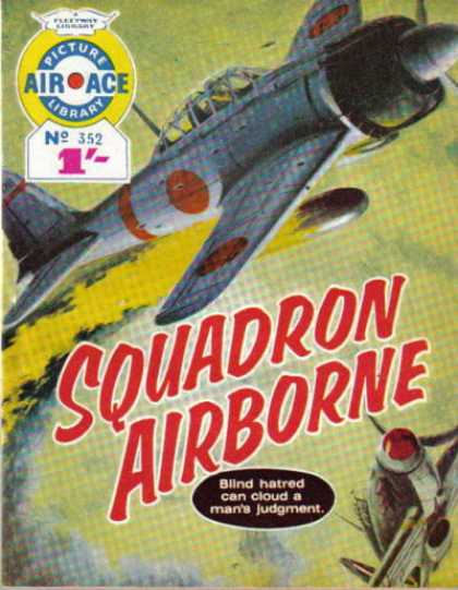 Air Ace Picture Library 352
