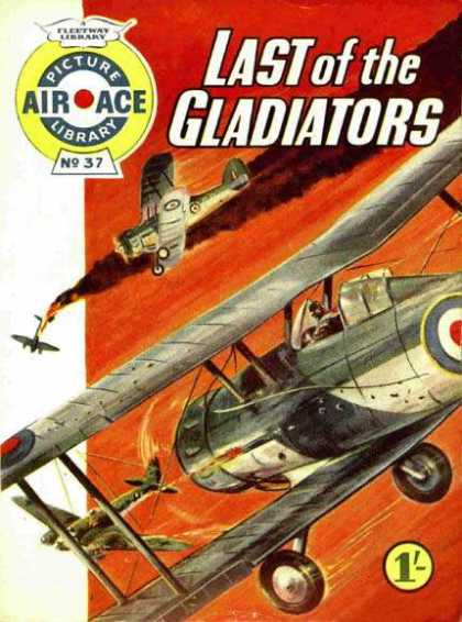 Air Ace Picture Library 37
