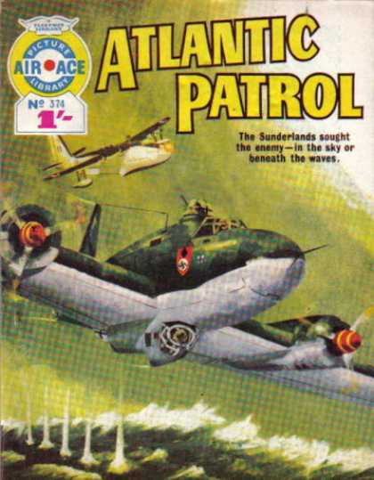 Air Ace Picture Library 374