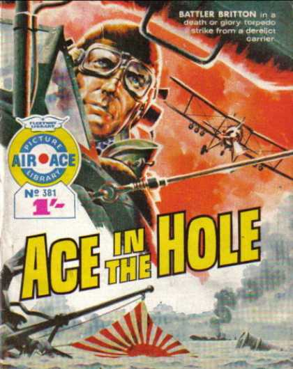 Air Ace Picture Library 381