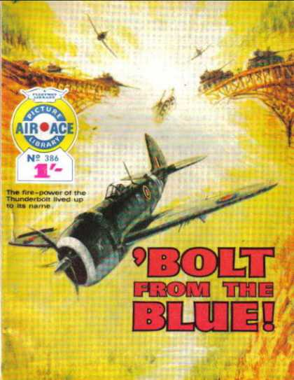 Air Ace Picture Library 386