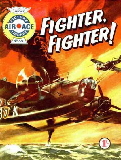 Air Ace Picture Library 39