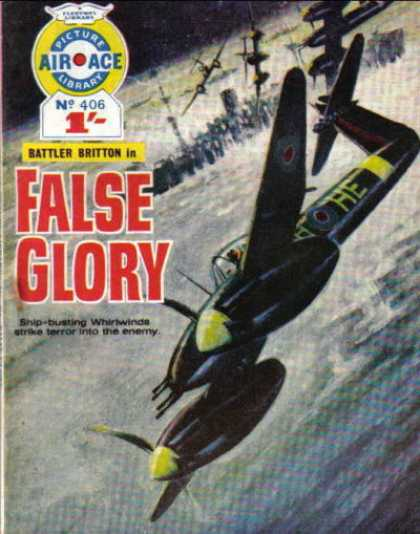 Air Ace Picture Library 406