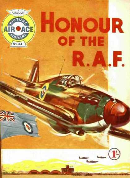 Air Ace Picture Library 41