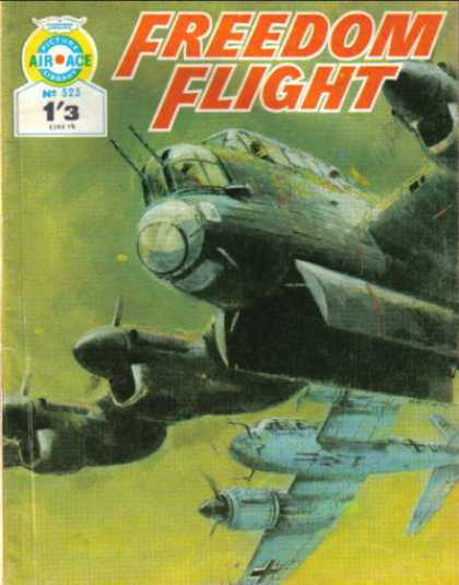 Air Ace Picture Library 456