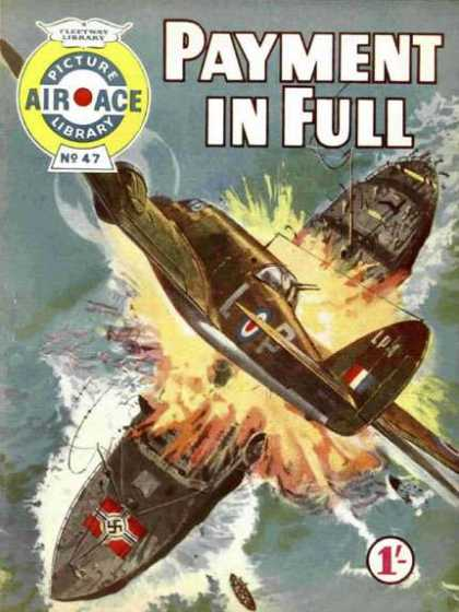 Air Ace Picture Library 47