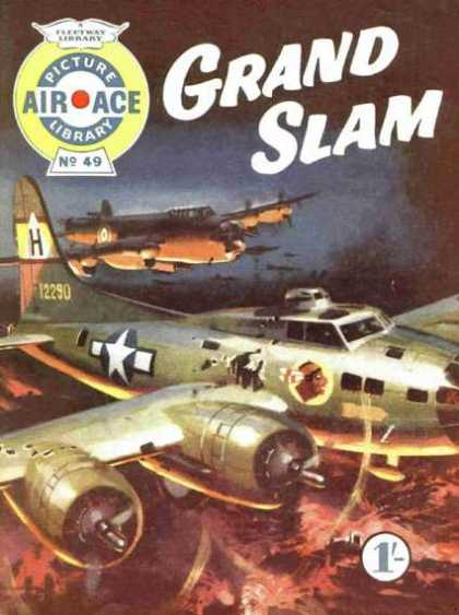 Air Ace Picture Library 49