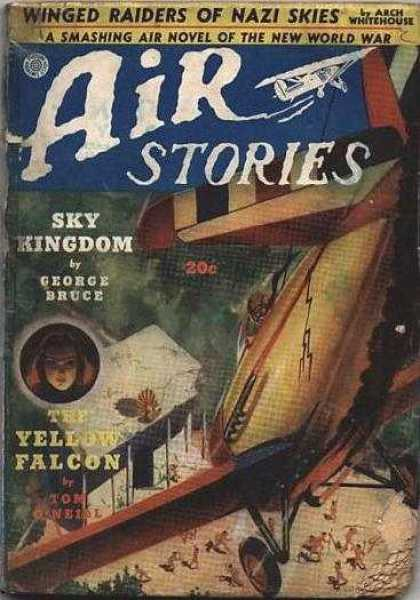 Air Stories - Winter 1939