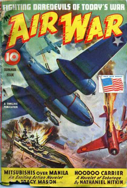 Air War - Summer 1943