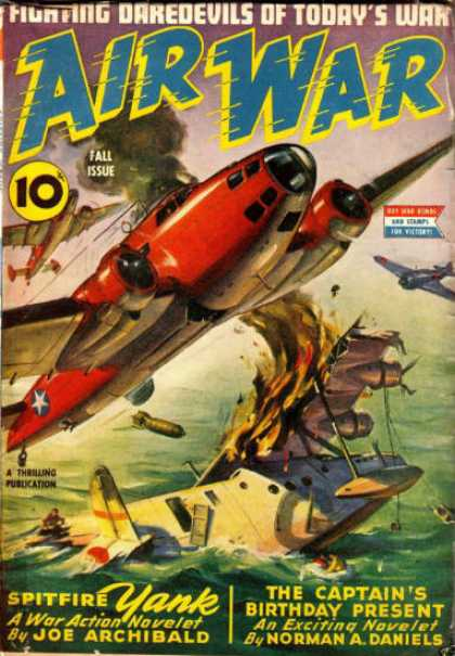 Air War - Fall 1943