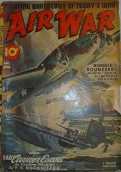 Air War - Fall 1944