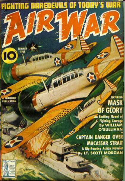 Air War - Summer 1942