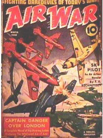 Air War - Winter 1942
