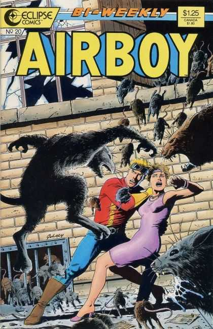 Airboy 20 - Paul Gulacy