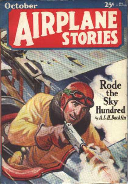 Airplane Stories - 10/1930