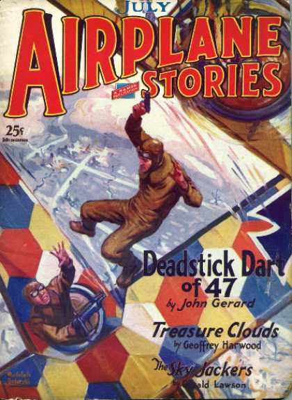 Airplane Stories - 7/1929
