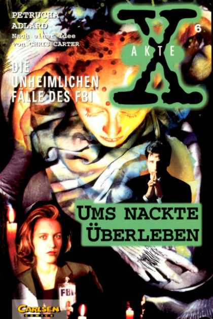 Akte X 6 - X Files - Volume 6 - Aliens - Foreign - Carlsen Comics