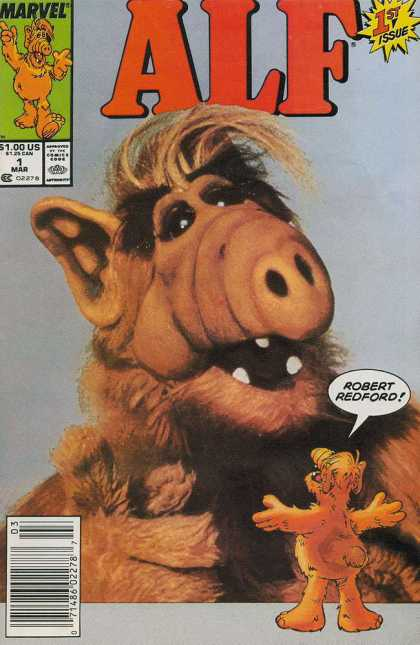 Alf 1 - Extra Terrestrial - Alien Life Form - Television - Character - Octagon
